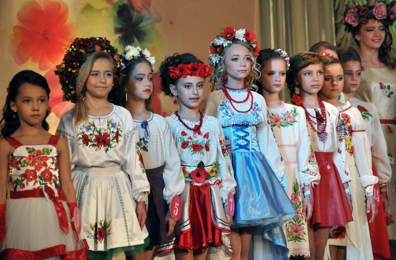 Хозяйка 2016_6 Chortkivskaya конкуренции стоковая фотография rf
