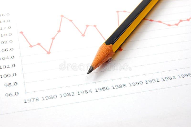 Download хозяйственная диаграмма стоковое изображение. изображение насчитывающей офис - 6850589