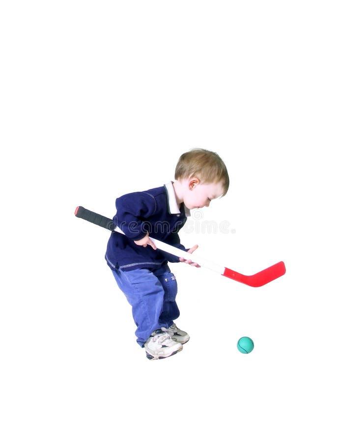 хоккей 3 стоковое фото