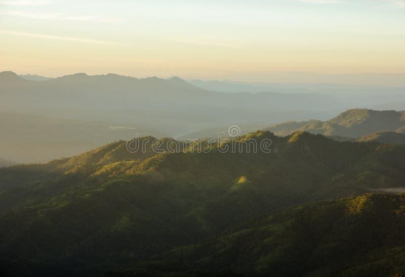 Холмы Айзавла стоковая фотография rf