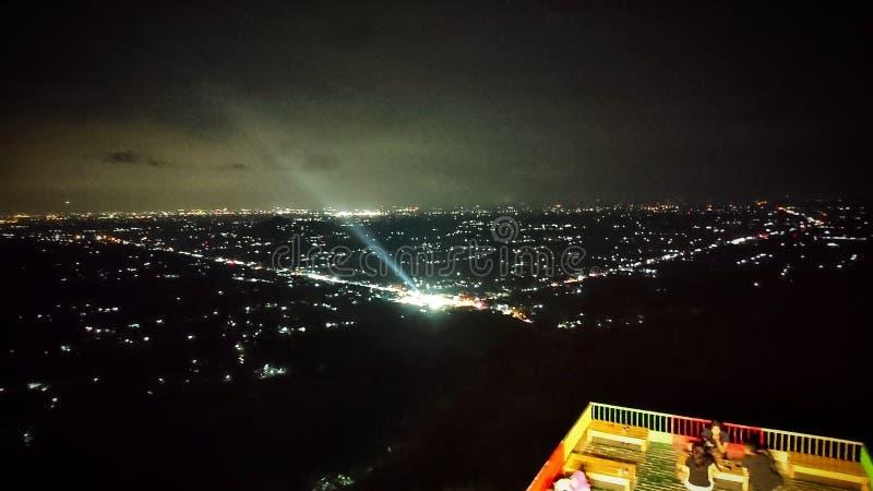 Холмы звезд стоковые фотографии rf