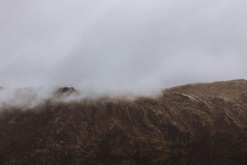 Холмы призрака стоковое изображение rf