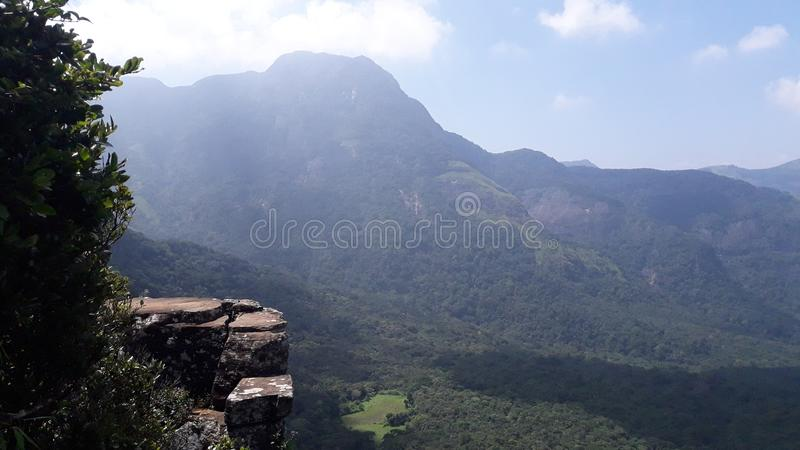 Холмы Mountan стоковое изображение rf