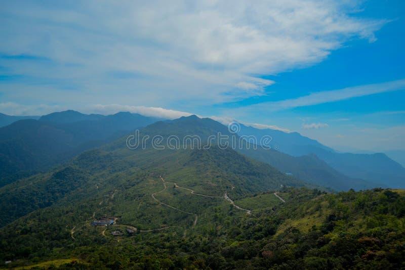 Холмы ponmundi стоковое изображение