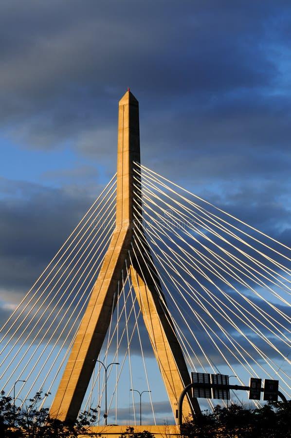 холм дзота моста boston стоковые фото