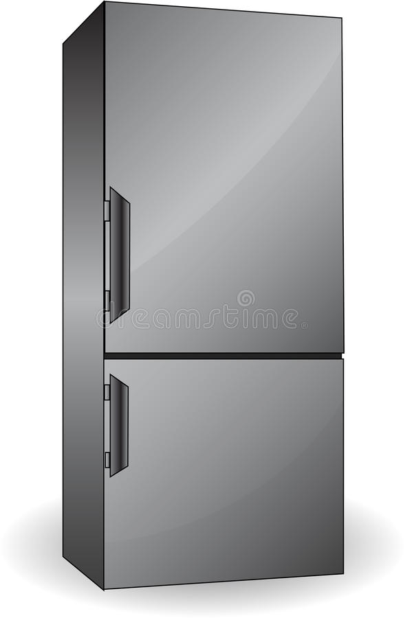 холодильник бесплатная иллюстрация