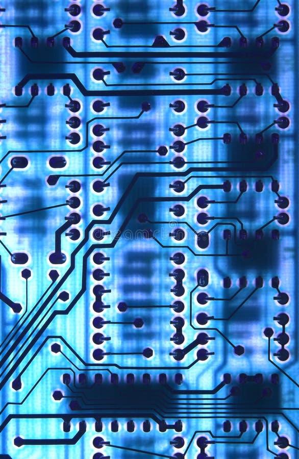 холодная технология стоковая фотография rf
