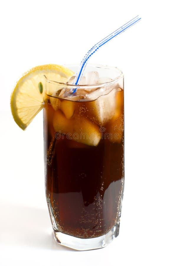 холодное стекло питья стоковые изображения rf