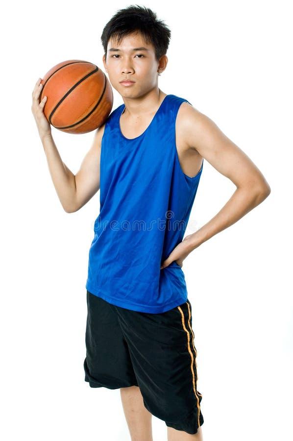 Холодный баскетбол стоковые фото