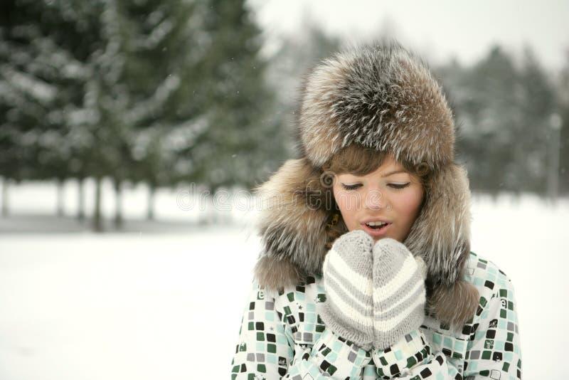 холодный внешний s стоковое фото