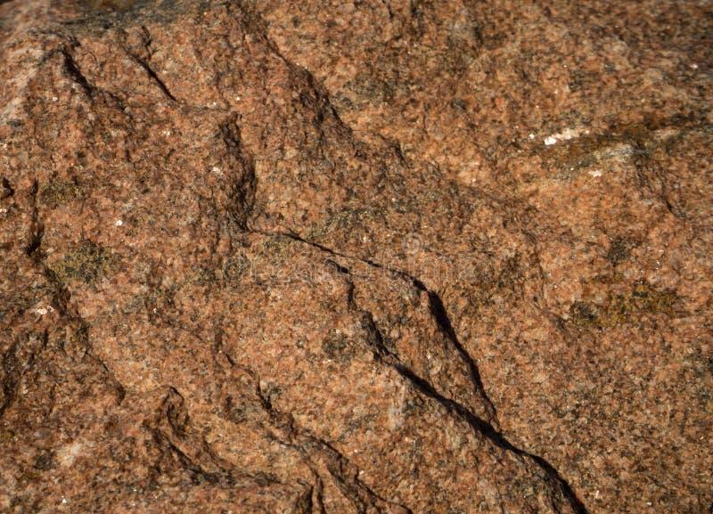 Холодный камень дает с жары стоковые изображения