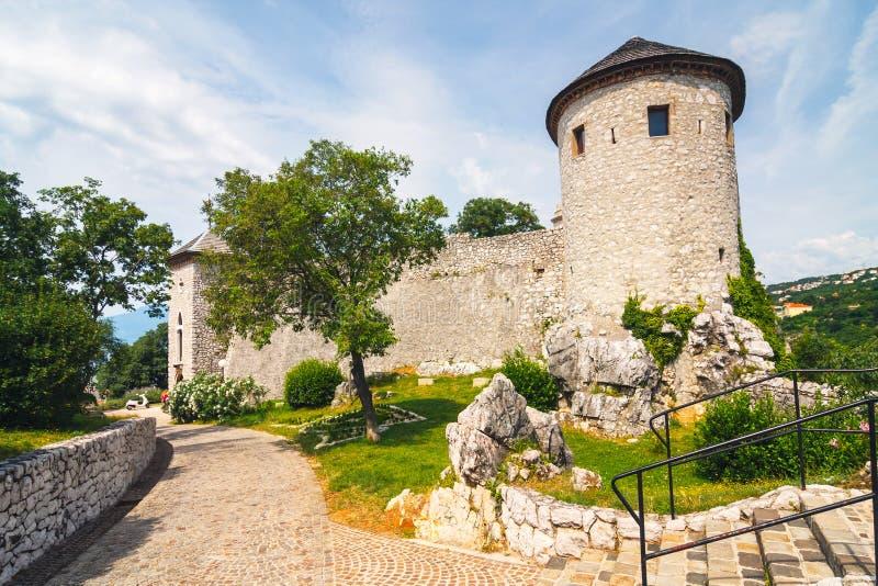 Хорватия rijeka стоковое изображение