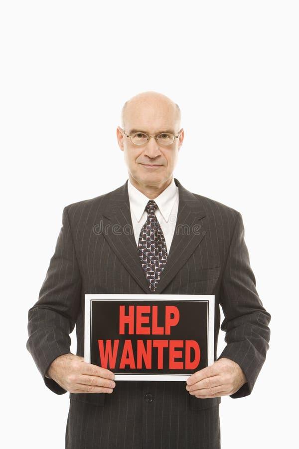 хотят помощь, котор стоковые фотографии rf