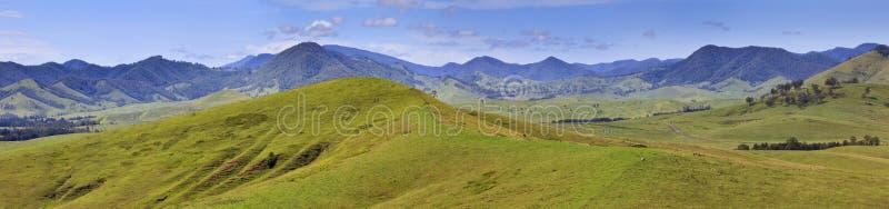 Холмы горизонта BTops Cobark закрывают стоковые фото