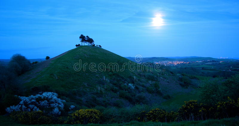 Холм ` s Colmer стоковое изображение rf