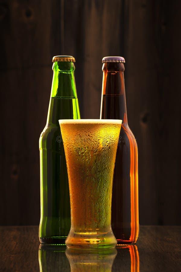 Холодное пиво ремесла стоковая фотография