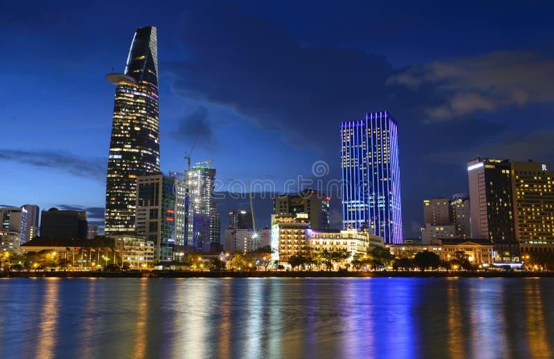 Хо Ши Мин Вьетнам стоковое изображение