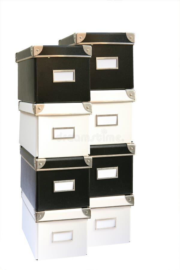 хранение офиса стоковое изображение