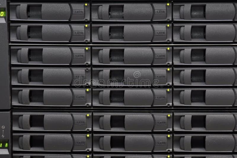 Хранение сети Стоковые Изображения RF