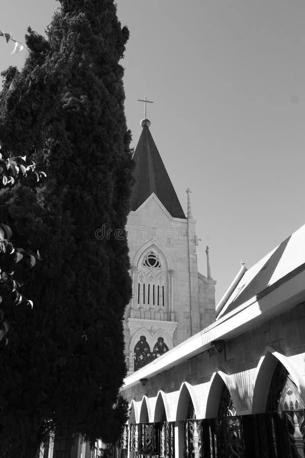 Христианская церковь стоковое изображение rf