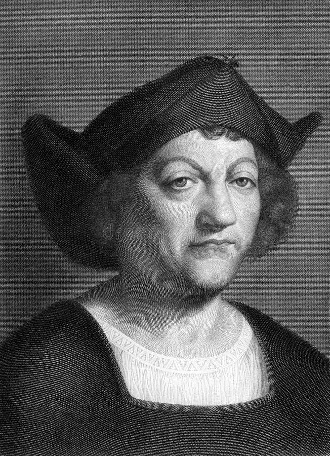 Христофор Колумбус стоковая фотография rf
