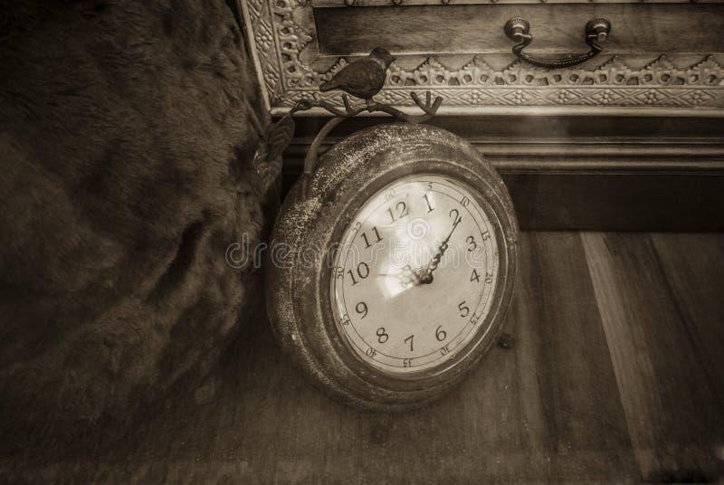 хронометрируйте старую стоковое фото