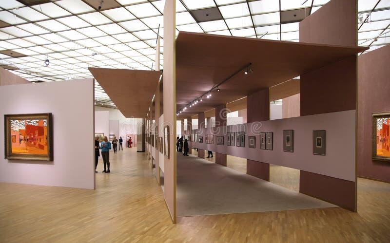 художественная галерея 2 стоковые фото
