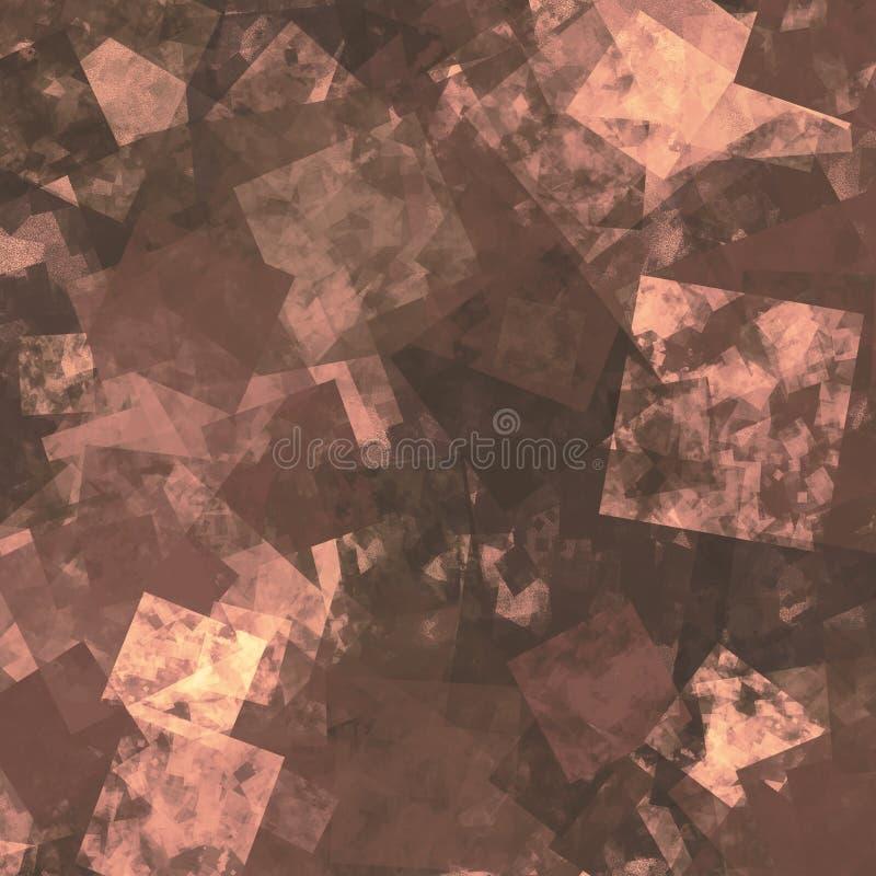 Художественное произведение ходов щетки чернил абстрактной руки вычерченное покрашенное Хороший для предпосылок, художественного  иллюстрация вектора