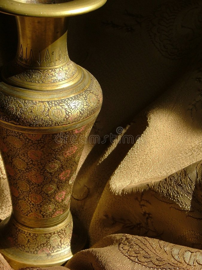 художническая ваза Стоковые Фото
