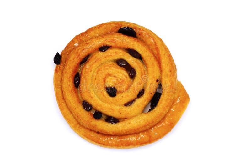 Хлебец изюминки циннамона стоковые изображения