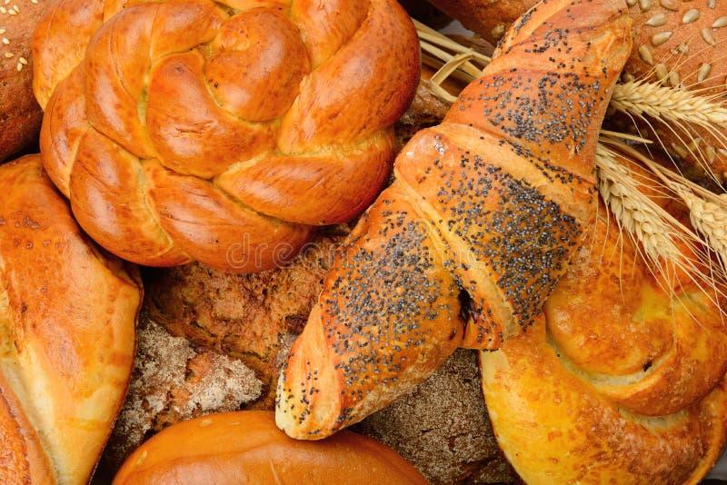 Хлебобулочные изделия и продукты печенья стоковая фотография