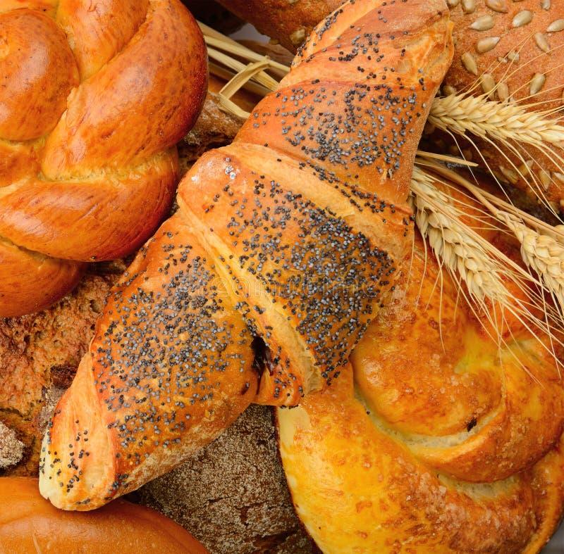 Хлебобулочные изделия и продукты печенья стоковое фото