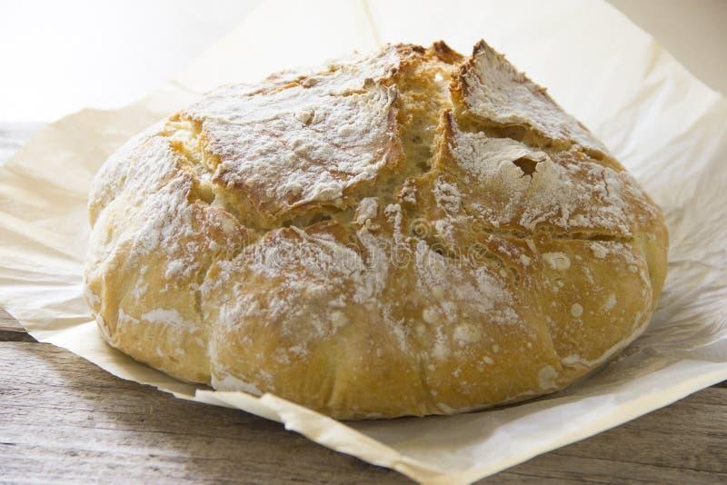 хлеб деревенский стоковые изображения