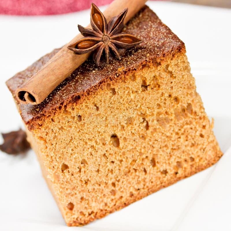 Хлеб имбиря стоковое изображение rf