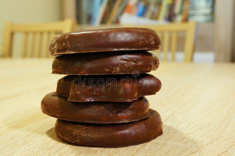 Хлеб имбиря стоковые изображения rf