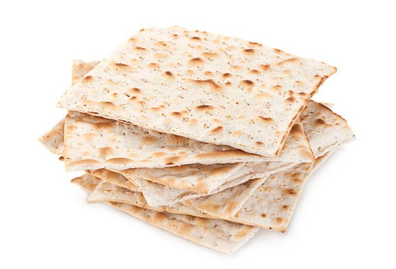 Хлеб мацы еврейский стоковая фотография rf