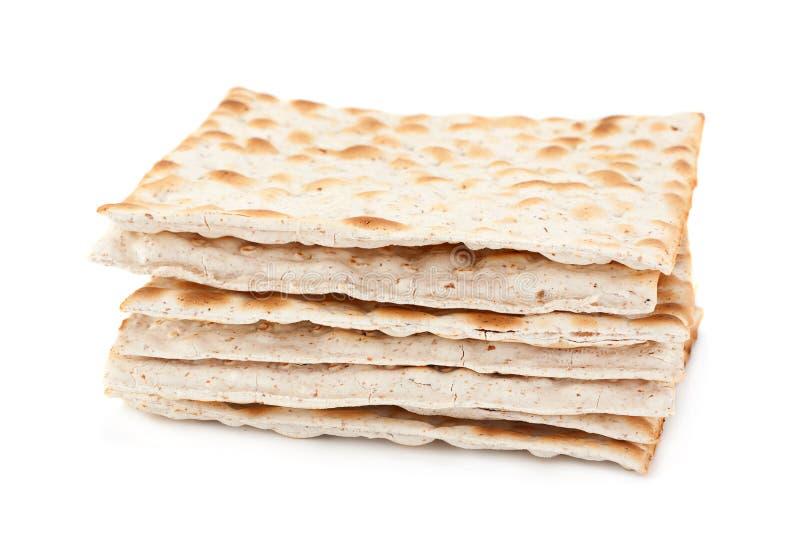 Хлеб мацы еврейский стоковая фотография