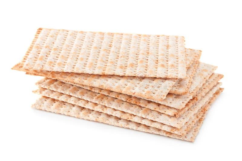 Хлеб мацы еврейский стоковые изображения