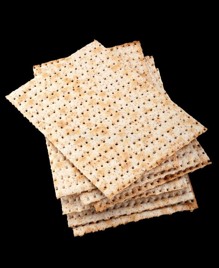 Хлеб мацы еврейский стоковое изображение rf