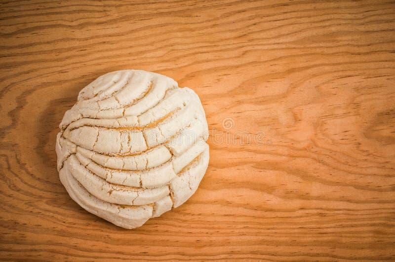 Хлеб помадки Conchas мексиканца стоковые изображения
