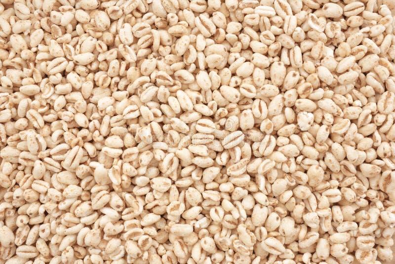 хлопья засопели пшеница стоковое изображение rf
