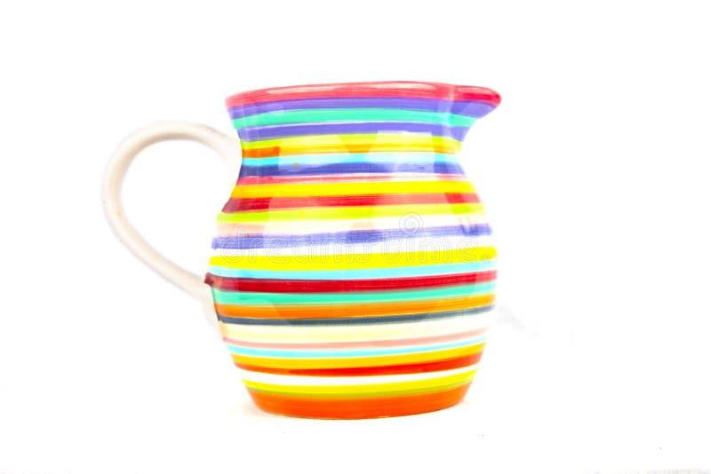 цветастая ваза стоковое фото rf