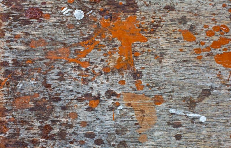 Цветастая деревянная предпосылка текстуры стоковое изображение
