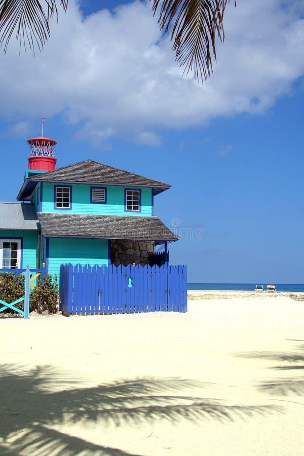 цветастая дом стоковая фотография rf