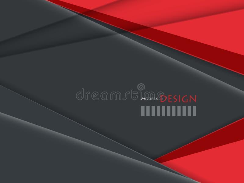цветастая конструкция крышки иллюстрация вектора