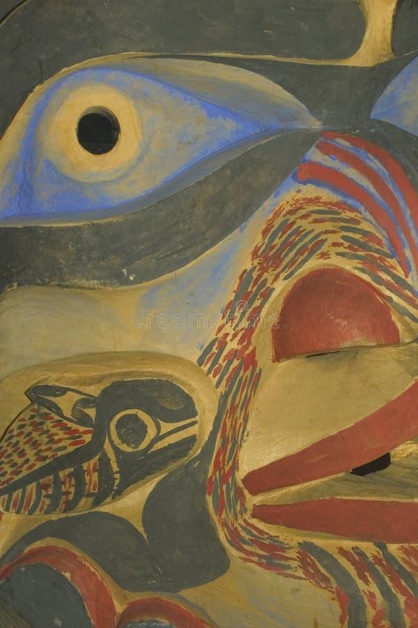 цветастая маска Стоковое Фото