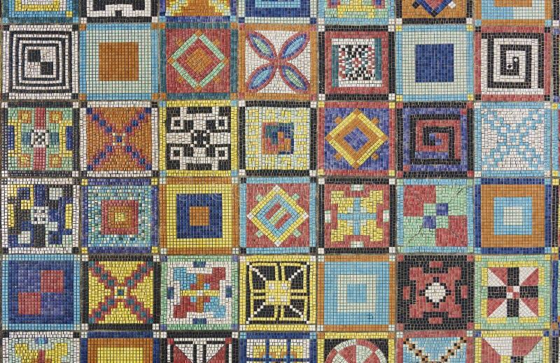 цветастая мозаика стоковое изображение rf
