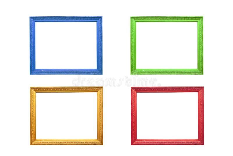 цветастое изображение рамки стоковая фотография rf
