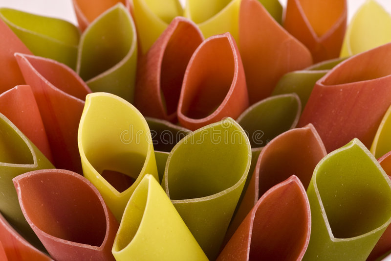 цветастые лапши стоковое фото rf
