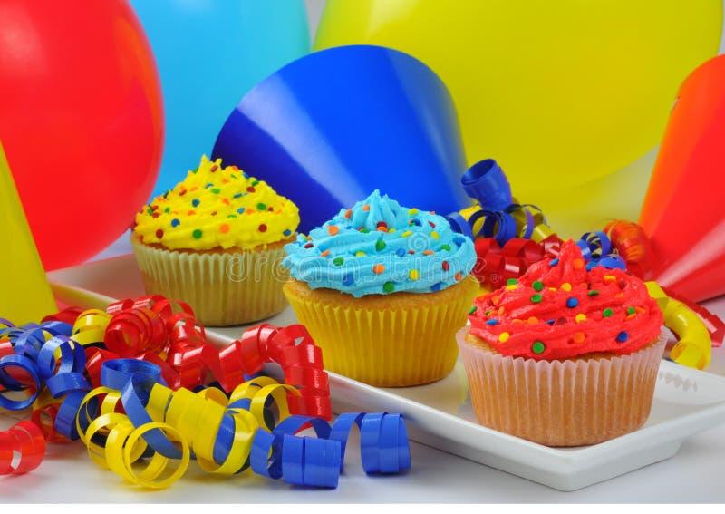 цветастые пирожня стоковые изображения